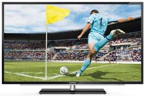 Grundig 42 VLE 922 BL - 107 cm (42 Zoll) - 3D LED TV, Full HD, 200Hz, DVB-C/T/S2