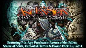 [iOS]Ascension: Chronicle of the Godslayer kostenlos