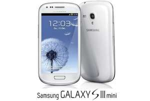 Samsung Galaxy S3 mini GT-I8190 in Marble White und Pepple Blue