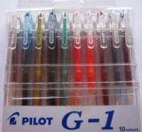 Gel-Kugelschreiber von Pilot