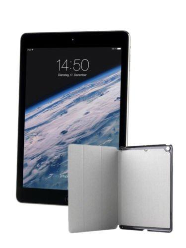 ebay.de Apple iPad Air (MD785FD/A) 16GB Spacegrau inkl. inkl. Noaoa Smart Case Hülle für 399,- EUR inkl. VSK