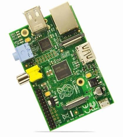 Raspberry Pi B für 30,39 inkl. Versandkosten
