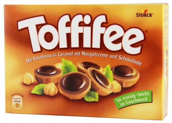 Toffifee jede 15er = 125g Packung für 0,85€ @real