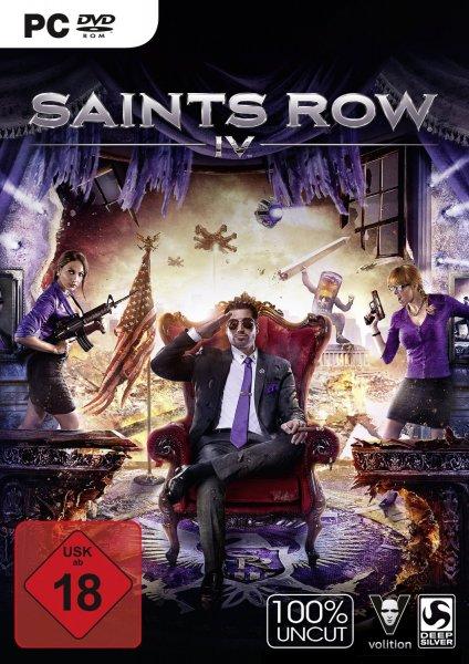 [Steam] Saints Row IV 7,80€ @ Nuuvem  (kein VPN zum Spielen notwendig)