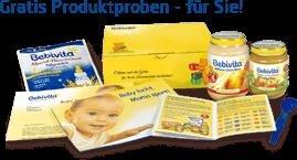 Bebivita Gratis Produktproben für Eure kleinen