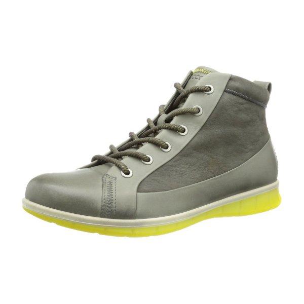 [Amazon] Ecco Agnes Steel/Warm Grey Firefly/Basalt 242223, Damen Sneaker ab 46,81€