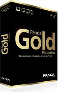 Gold Panda Security Protection 2014 6 Monate kostenlos