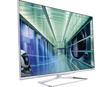 Philips LED-Fernseher 47PFL7108K/12