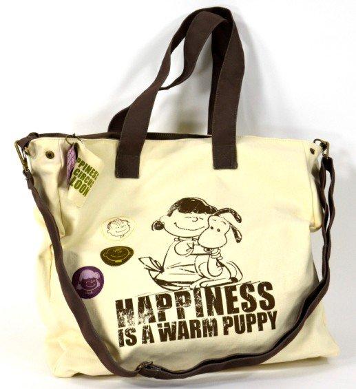 Snoopy Handtasche für 11,90 Euro bei Elfen.de