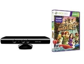 Xbox 360 Kinect + Kinect Adventures @Saturn Aktionspreis