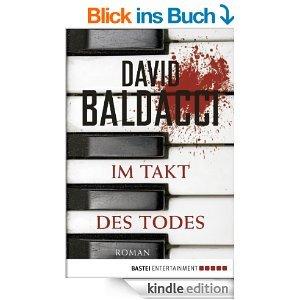 David Baldacci: Takt des Todes (2009), Ebook, alle Portale, 99 ct., 544 Seiten, Bastei-Lübbe