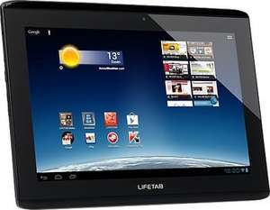 Medion LIFETAB S9714 (MD 99300) 10 Zoll Tablet - WLAN & UMTS - Quadcore nVidia Tegra 3 - Android 4.1 B-Ware [eBay]