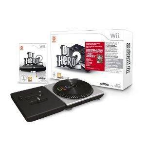 DJ Hero 2 inkl. Turntable (Wii) für 23,48€ + 3€ VSK