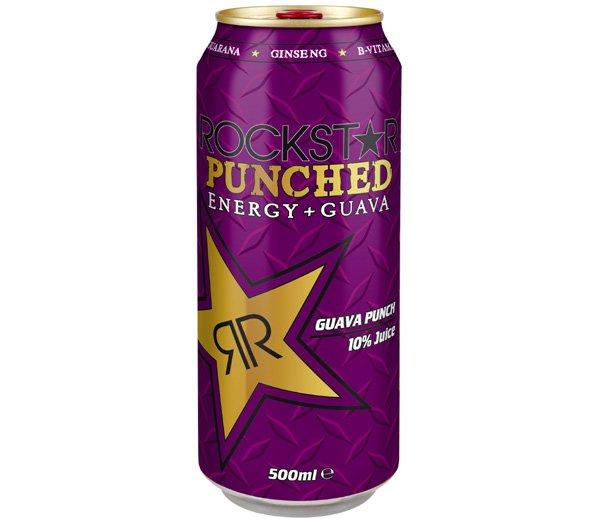 (Bundesweit) Energy Drink Rockstar Punched 4x0,5 Liter für 1,99Euro  bei Thomas Philipps