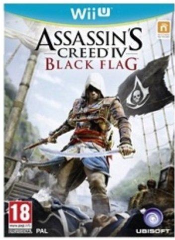 Assassin's Creed IV: Black Flag (Wii U) für 23,32 € inkl. Versand & deutscher Sprache @ simplygames.com (UK)
