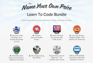 Learn To Code Bundle