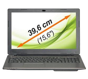 MEDION AKOYA E6237 (MD 98669) 15,6 Zoll MATT, 1TB HDD, 4GB RAM, WIN 8 + Qipu 6% mgl.
