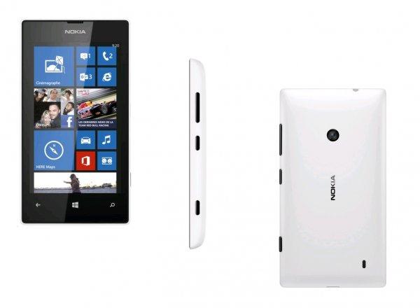 Nokia Lumia 520 für 60€!