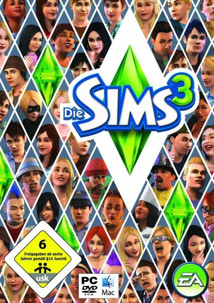 Die Sims 3  5,99€   ca. 40% Ersparnis