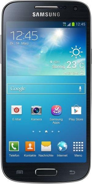Samsung S4 Mini i9195 in schwarz und weiß 234.99€ ohne Versandkosten @ getgoods.de