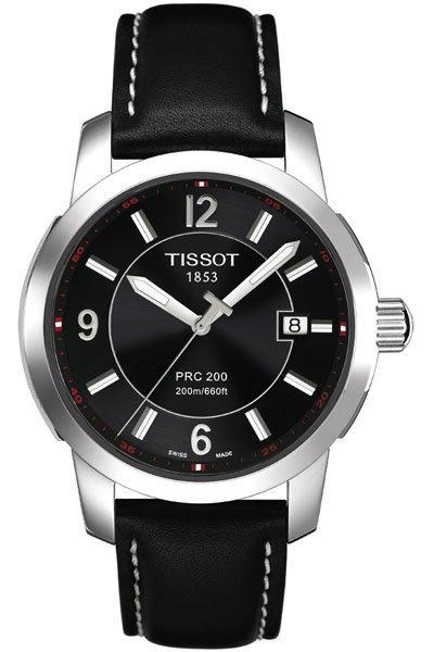 [WHD] Tissot Herren-Armbanduhr PRC 200 Analog Quarz T0144101605700