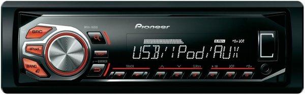 [Voelkner.de] Pioneer MVH-160 UI Autoradio mit RDS (WMA/MP3, AUX-IN, USB) schwarz für 39,19 € ohne Vsk
