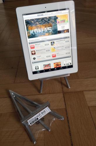 iPad Ständer für 99 Cent