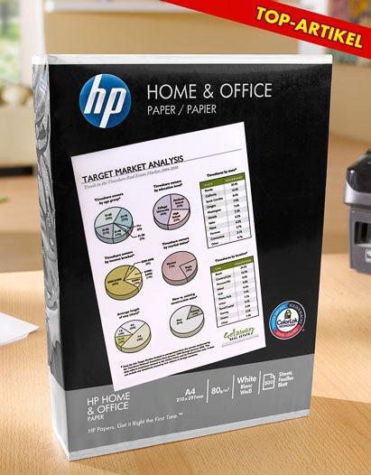 """ab Mo bei Kaufland:  HP Kopierpapier """"Home & Office"""" 80g 500 Blatt für 2,99 € statt 5,99 €"""