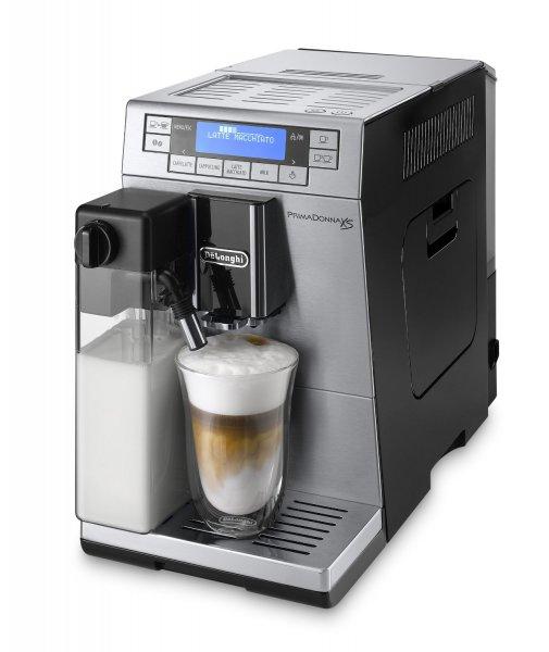 DeLonghi ETAM 36.365.MB PrimaDonna XS Kaffeevollautomat, 1450 Watt,15bar