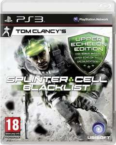 Tom Clancy's Splinter Cell: Blacklist – Upper Echelon Edition