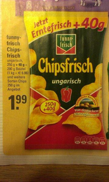 """[lokal Köln]Funny Frisch Chipsfrisch """"ungarisch"""""""
