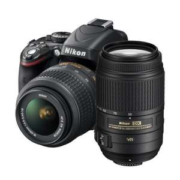 Nikon D5100, 18-55VR + 55-200 VR beim Saturn Super-Sunday sowie weitere gute Angebote!