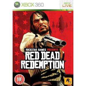 Red Dead Redemption - XBOX360