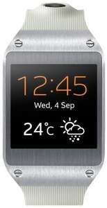 Samsung Galaxy Gear V700 weiß für 152,33 € @Amazon.it