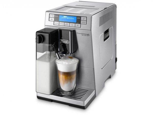 DeLonghi ETAM 36.365.M PrimaDonna XS De Luxe Kaffeevollautomat, Edelstahl@ebay