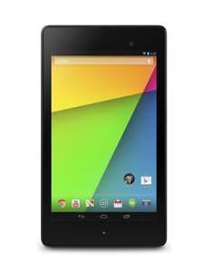 Asus Nexus 7  Modell 2013 32 GB  (7 Zoll) Tablet schwarz @Amazon WHD