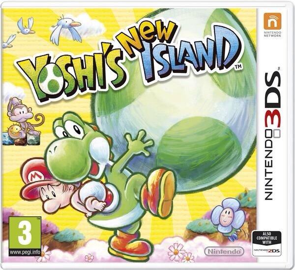 Yoshi's New Island 3DS - Vorbestellung mit 5,55 EUR GS @Conrad