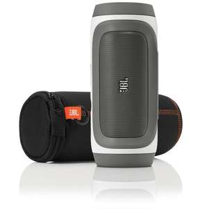 JBL Charge Blue­tooth Ste­reo-Laut­spre­cher für 90,44€ @Amazon.co.uk