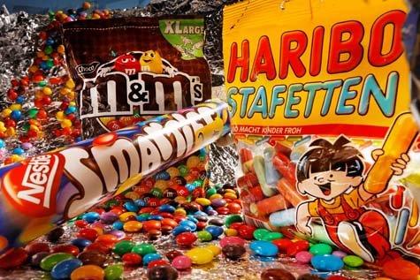 Überraschungspaket mit B-Ware Süßigkeiten für 9,99€ im Wert von mindestens 20€