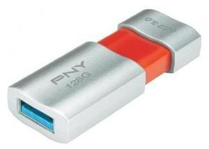 Neuer Bestpreis durch 5,55 Euro Conrad Gutschein USB-Stick 128 GB PNY Wave Attache USB 3.0