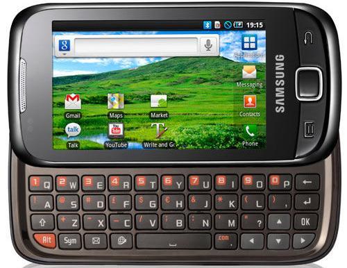"""Austria: MediaMarkt lokal in ganz .at  Samsung Galaxy 551 *black* prepaid - locked auf """"3"""" 99€"""