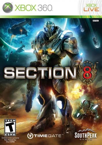 Section 8 [XBOX 360] für rund 5€ @ Bee.com