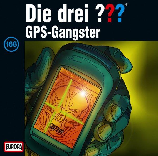 Die Drei ??? 168. Folge GPS-Gangster - CD für 5,95€ vorbestellen @ Thalia.de / Buch.de