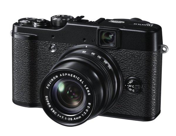 Fujifilm X10 - (12 Megapixel, 4-fach optischer Zoom, 7,1 cm (2,8 Zoll) Display)