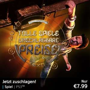 PSN: Uncharted 2: Among Thieves  PS3 für 7,99€ /PS+ 7,19€