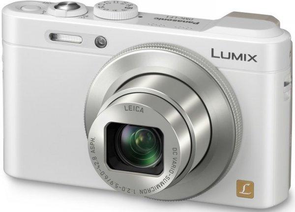 Panasonic Digitalkamera DMC-LF 1 weiß [Saturn Schweinfurt] 299,00€