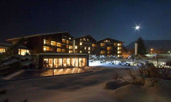 Allgäu Wellness Reise 2P 2Ü inkl. HP - 4 Sterne Lindner Park Hotel & Spa in Oberstaufen 349€@ebayWOW