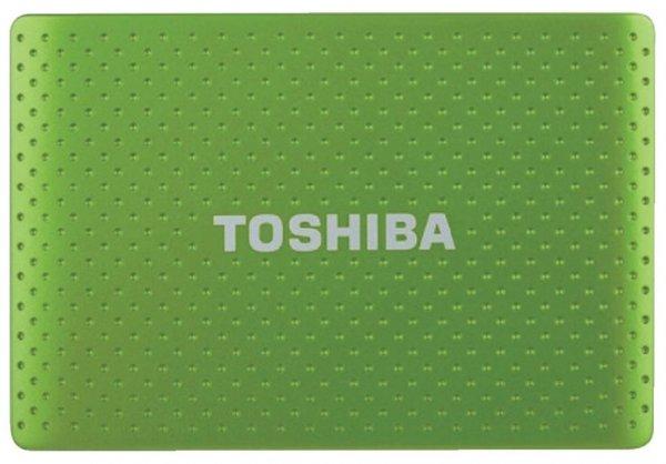 "1TB 2,5"" Toshiba STOR.E PARTNER Grün USB 3.0 im Sale 51,94€@voelkner"