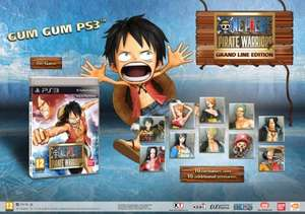 PSN: One Piece Pirate Warriors - Grand Line Edition (Bündel)  (PSN Store)