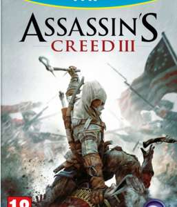 Assassins Creed 3 Wii U 9,60€ inklusive Versand